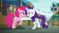 "Rarity ""is your party cannon lost"" S6E3"