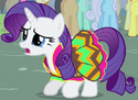 Rarity gaudy dress ID S3E5