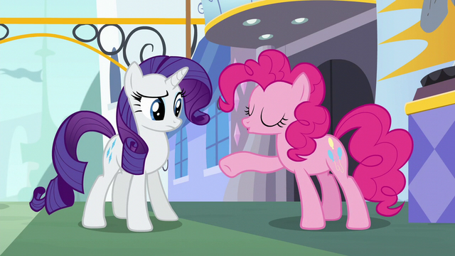 """File:Pinkie Pie """"go with the flow"""" S6E12.png"""