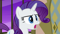 "Rarity ""you said you could pack the place"" S6E12"