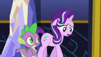 "Starlight ""reuniting me with my first friend"" S6E1"