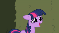 Twilight is happy S2E1
