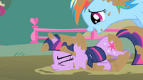 "Rainbow Dash ""Excuse me?"" S1E01"