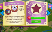 Randolph the Butler album MLP mobile game