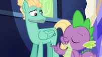 "Spike ""make sure you do it right"" S6E11"