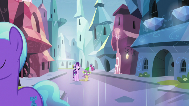 File:Starlight and Spike walking together S6E1.png