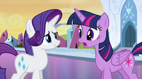 "Twilight Sparkle ""just feel a little self-conscious"" EG"