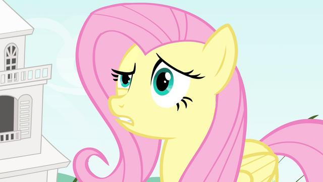 """File:Fluttershy """"shoe closet?"""" S4E23.png"""