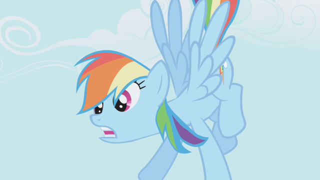"""File:Rainbow Dash """"Stampede!"""" S1E04.png"""