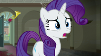 "Rarity ""do something about that"" S6E9"