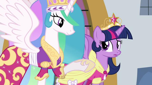 "File:Celestia ""say something, princess"" S03E13.png"