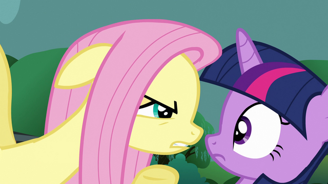 "File:Fluttershy ""So help me..."" S3E05.png"