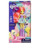 Fluttershy Equestria Girls standard doll package