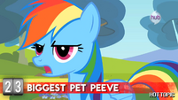 "Hot Minute with Rainbow Dash ""slowpokes"""