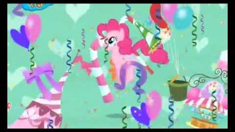 Pinkie Pie's Gala Fantasy Song - Français