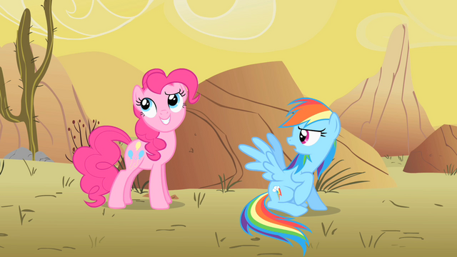"File:Pinkie Pie ""Ah'ya caught me!"" S1E21.png"