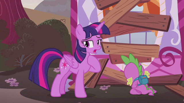 "File:Twilight ""not sure anything we know is the same"" S5E25.png"