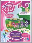 Adventures in Ponyville DVD front