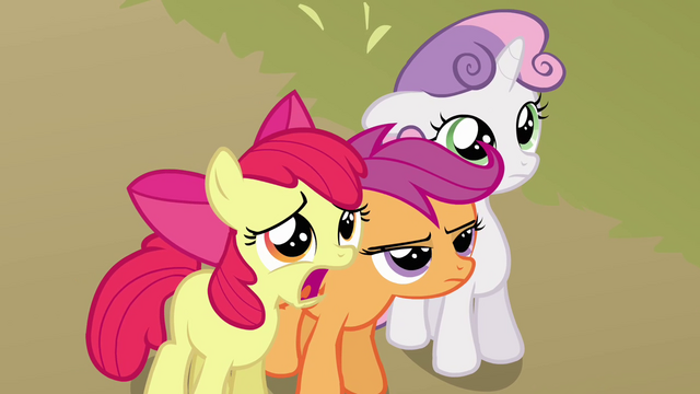 File:Apple Bloom 'That's not fair, Babs!' S3E04.png