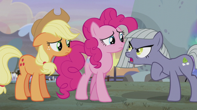 """File:Limestone Pie """"what about what we usually do?!"""" S5E20.png"""