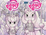 MLP Micro Series Luna Larry's Jetpack Combined Covers