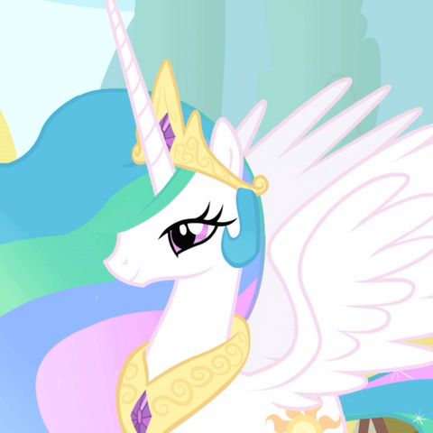 File:Celestia Ponyville welcome S1E02.png