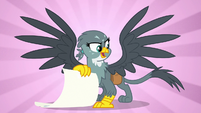 Gabby spreading her eagle wings S6E19