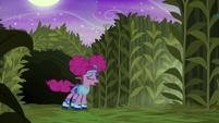 Pinkie Pie running in disgust S5E21