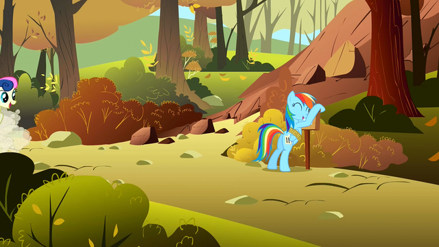 File:Rainbow Dash changing signs S1E13.png