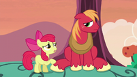 Apple Bloom offers to listen S5E17