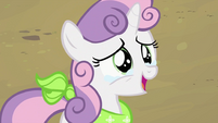 Sweetie Belle 'For me' S2E05