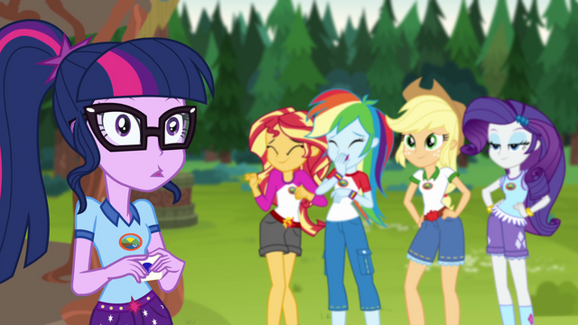File:Twilight's friends laughing at her EG4.png