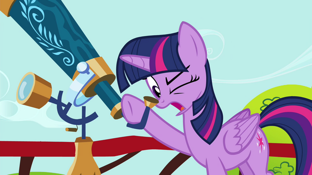 File:Twilight looking through the telescope S4E21.png