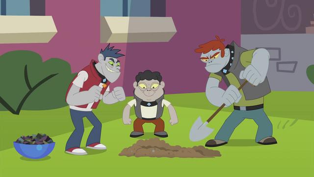 File:Diamond Dog boys digging a hole EG2.png