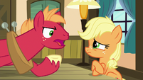 """Young Big McIntosh """"makin' up some story"""" S6E23"""