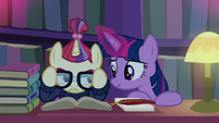 """Moon Dancer """"for what purpose?"""" S5E12"""