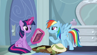 "Rainbow Dash ""that's the deal!"" S6E13"