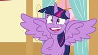 """Twilight """"No reason to freak out!"""" S5E11"""