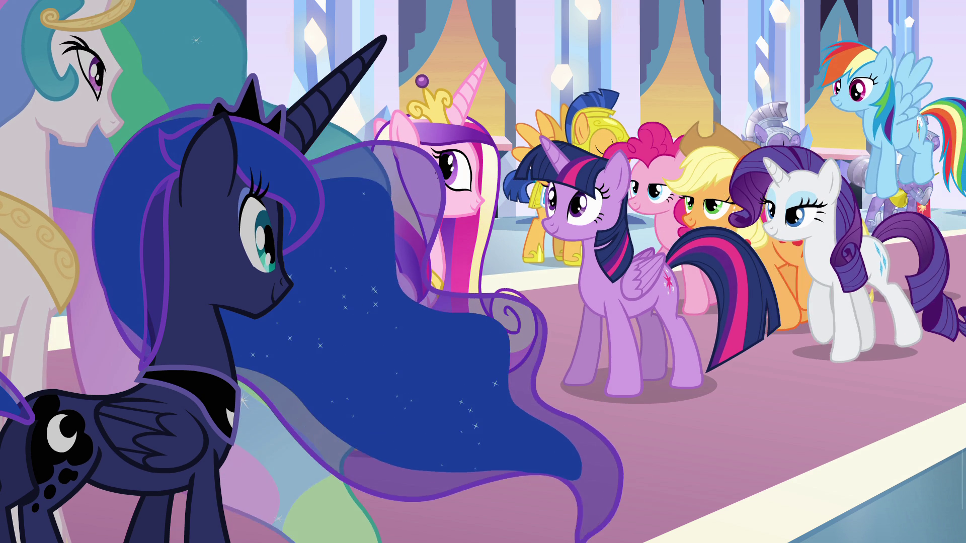 Before the princesses eg png my little pony friendship is magic