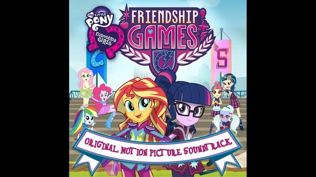 Friendship Games song - French (Soundtrack Version)