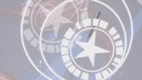 Star designs turn like ticking clocks S5E25