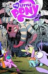 Comic Color Me Treasury Edition cover