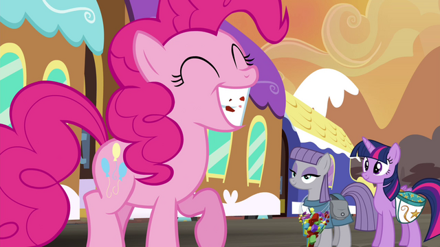 File:Twilight and Maud smiling at Pinkie S4E18.png