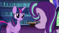Twilight feeling sorry for Starlight S6E1