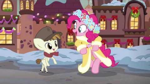 My Little Pony Friendship is Magic - Pinkie's Present Ukrainian
