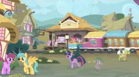 My Little Pony Friendship is Magic - Theme - European Portuguese