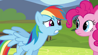 """Rainbow """"really?"""" S4E21"""