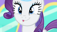 Rarity's 'I do' face S4E08