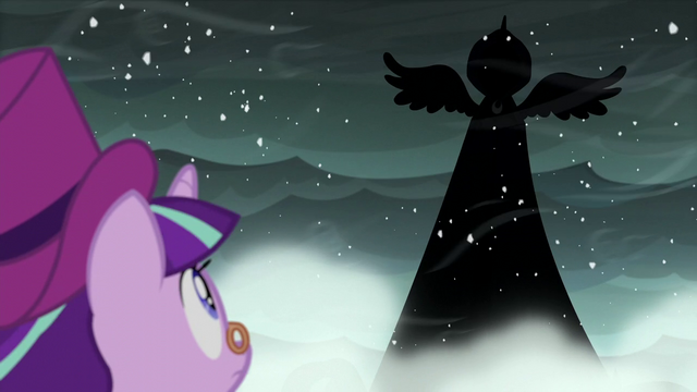 "File:The Spirit of Hearth's Warming Yet To Come ""there are no more Hearth's Warming Eves"" S06E08.png"