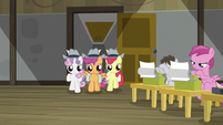 CMC coming at the door S2E23